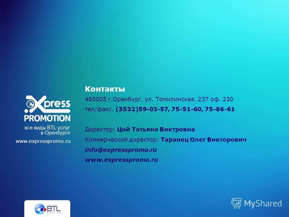 www.expresspromo.ru Фотогалерея