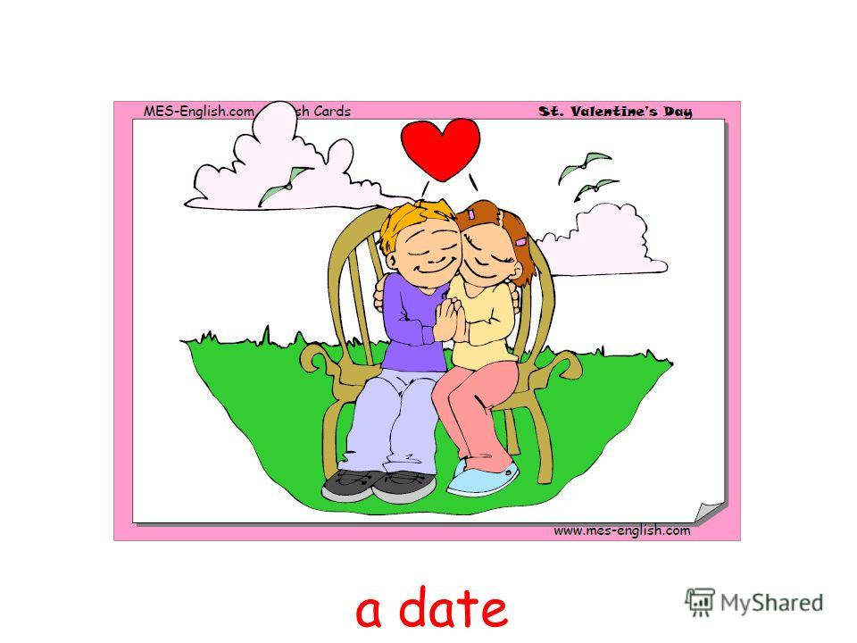 a date