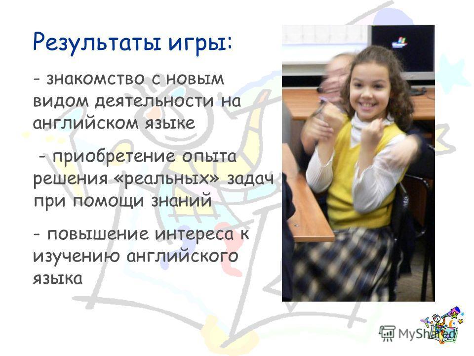 знакомство учителя с классом на английском