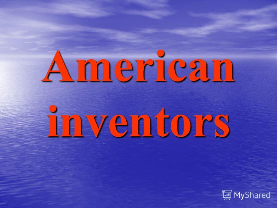 Americaninventors