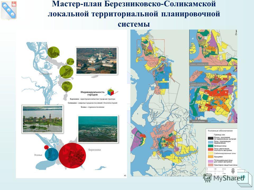 Мастер-план Березниковско-Соликамской локальной территориальной планировочной системы 49