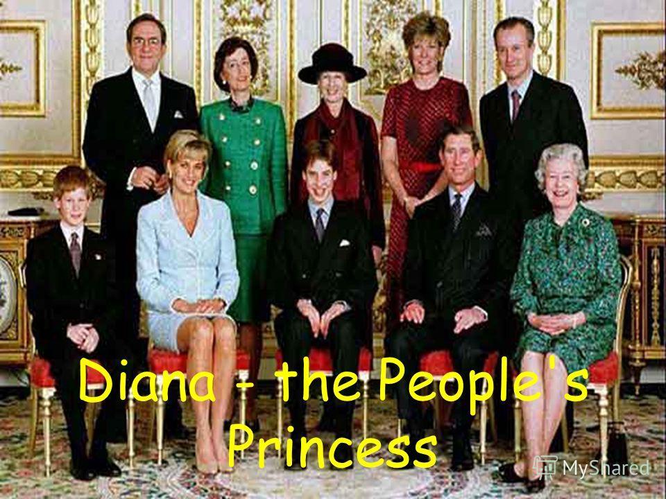 Diana - the People's Princess