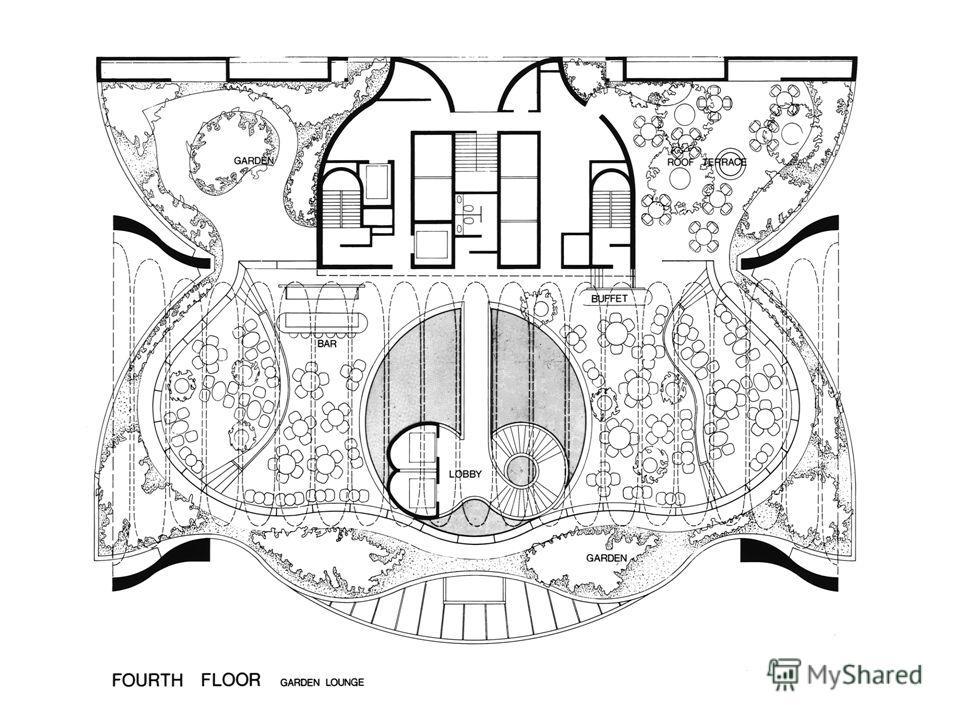 Варианты решения формы зрительных залов на 150-500 мест