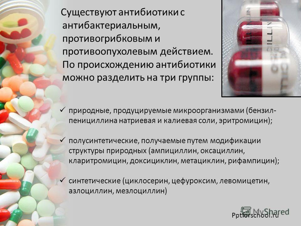 Что применять после антибиотиков