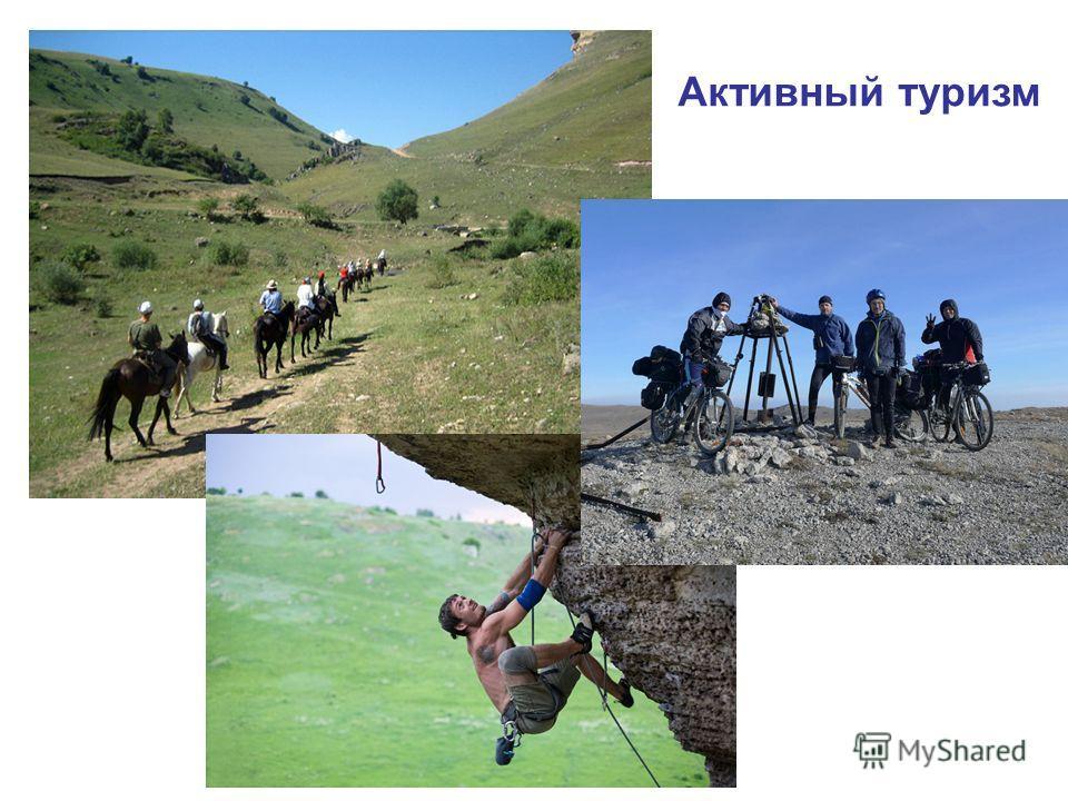Активный туризм