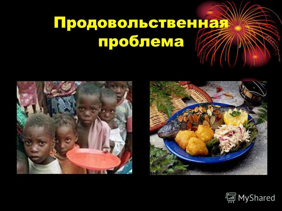 Продовольственная проблема
