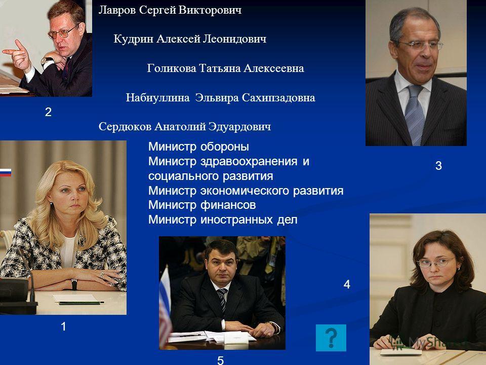 V раунд: Политики – кто они? Задание Задание 1 2 3 4
