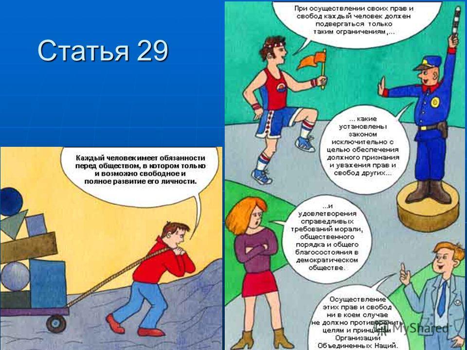 Статья 29
