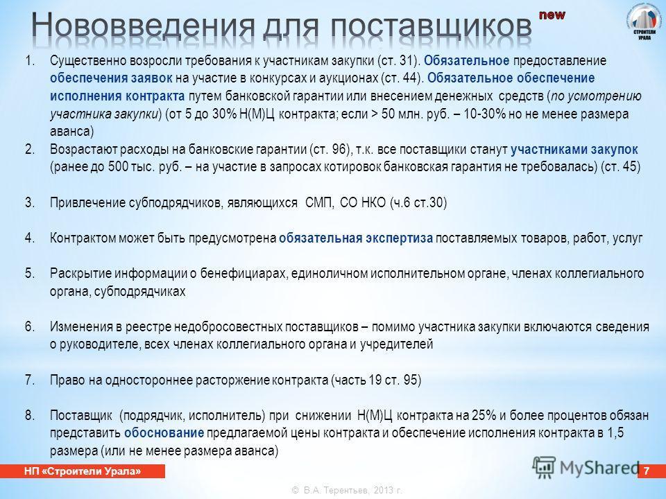 Процент обеспечения заявки на участие в конкурсе по 44 фз