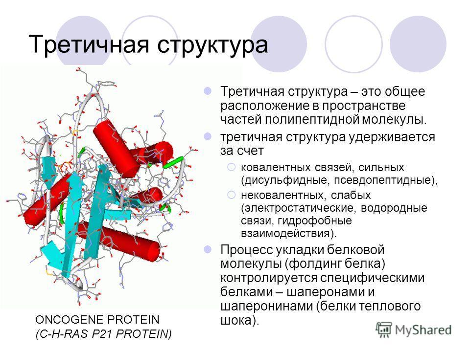 Надвторичная структура