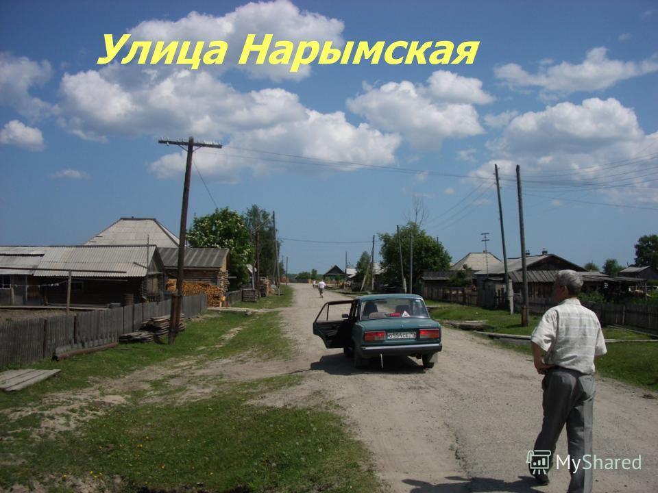 Улица Нарымская