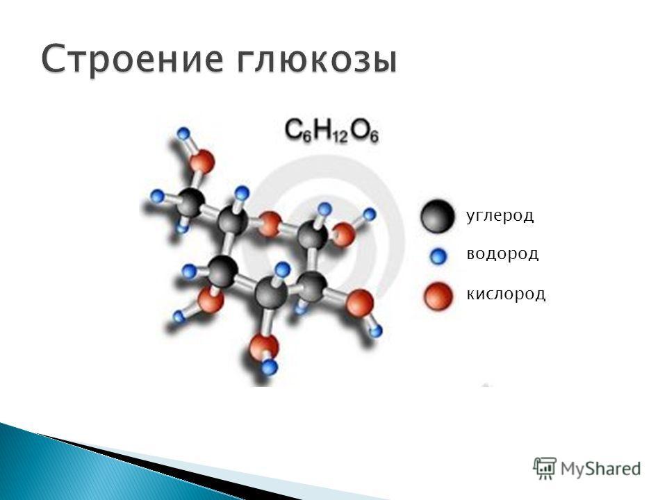 углерод водород кислород