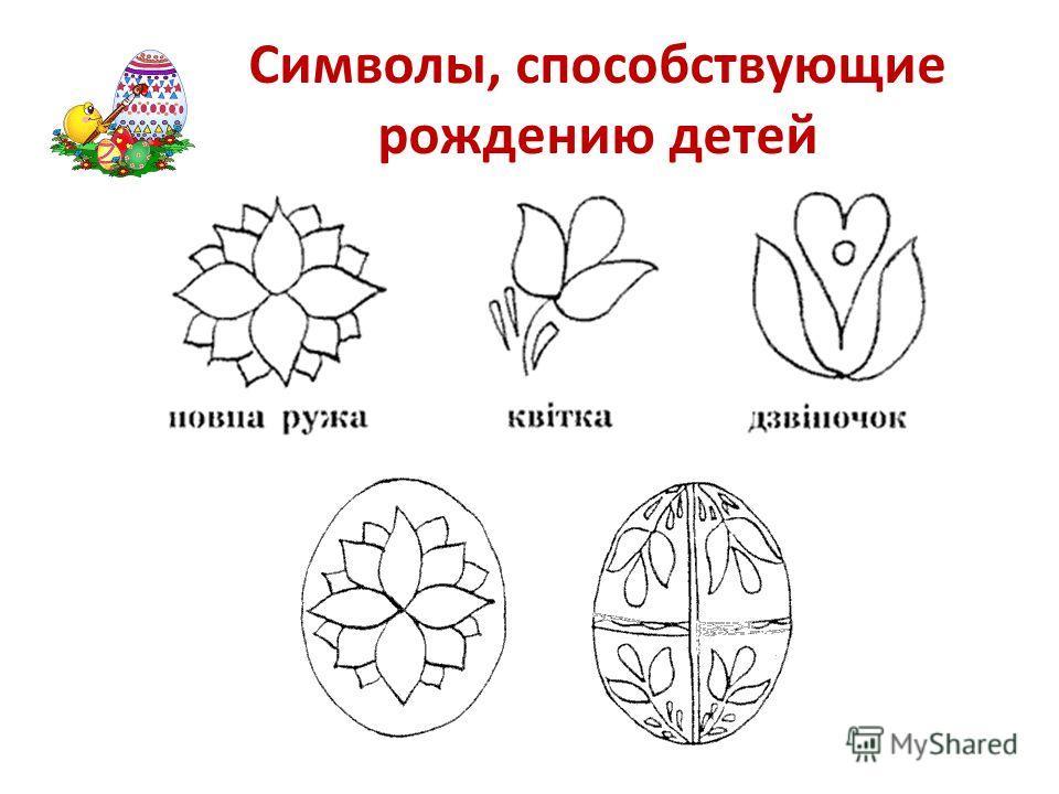 Символы, способствующие рождению детей
