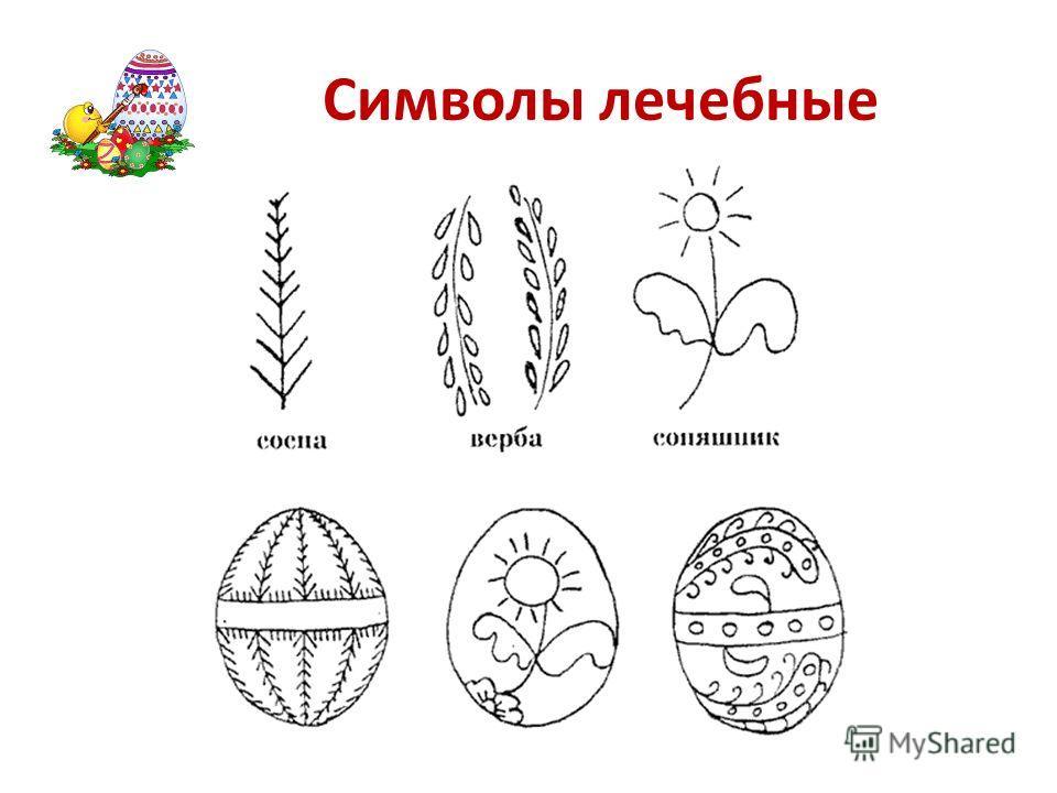 Символы лечебные