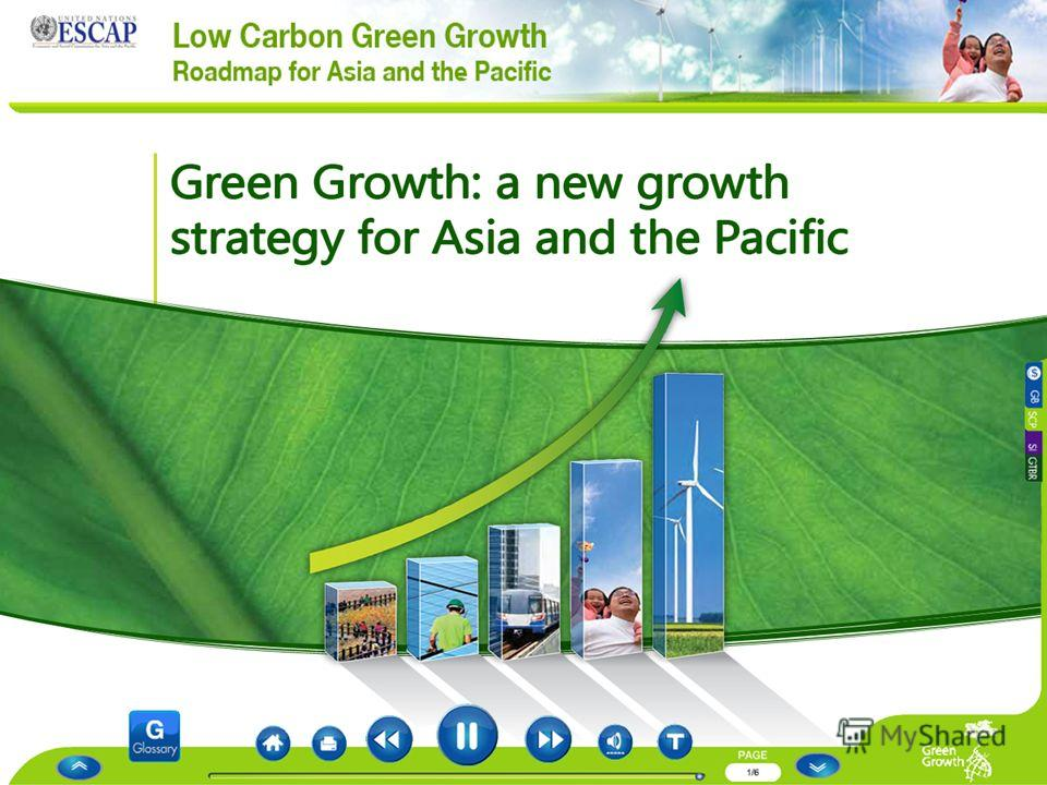 - Low Carbon Green Growth Roadmap for Asia and the Pacific