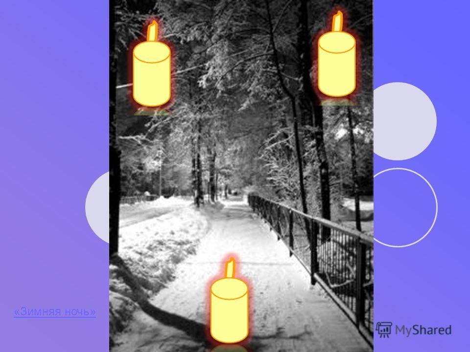 «Зимняя ночь»