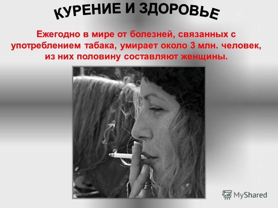 курящиене курящие 1. нервные14%1% 2. понижение слуха13%1% 3. плохая память12%1% 4. плохое физическое состояние12%2% 5. плохое умственное состояние18%1% 6. нечистоплотны12%1% 7. плохие отметки18%3% 8. медленно соображают19%3%