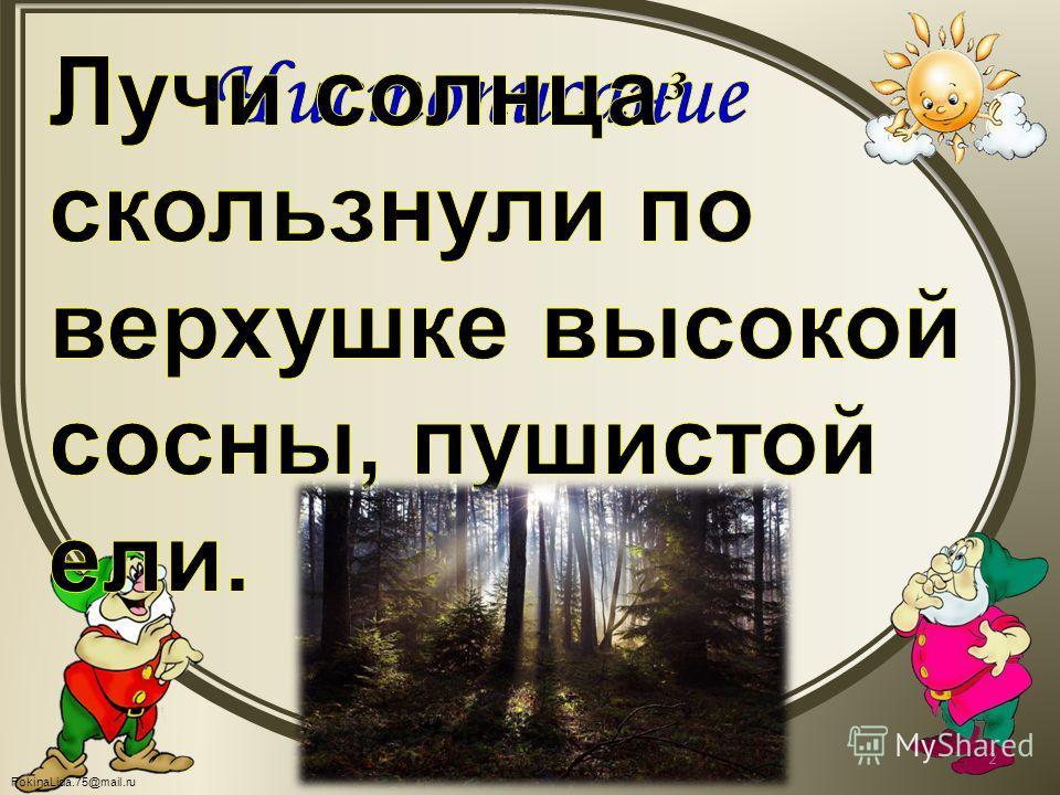 FokinaLida.75@mail.ru 2