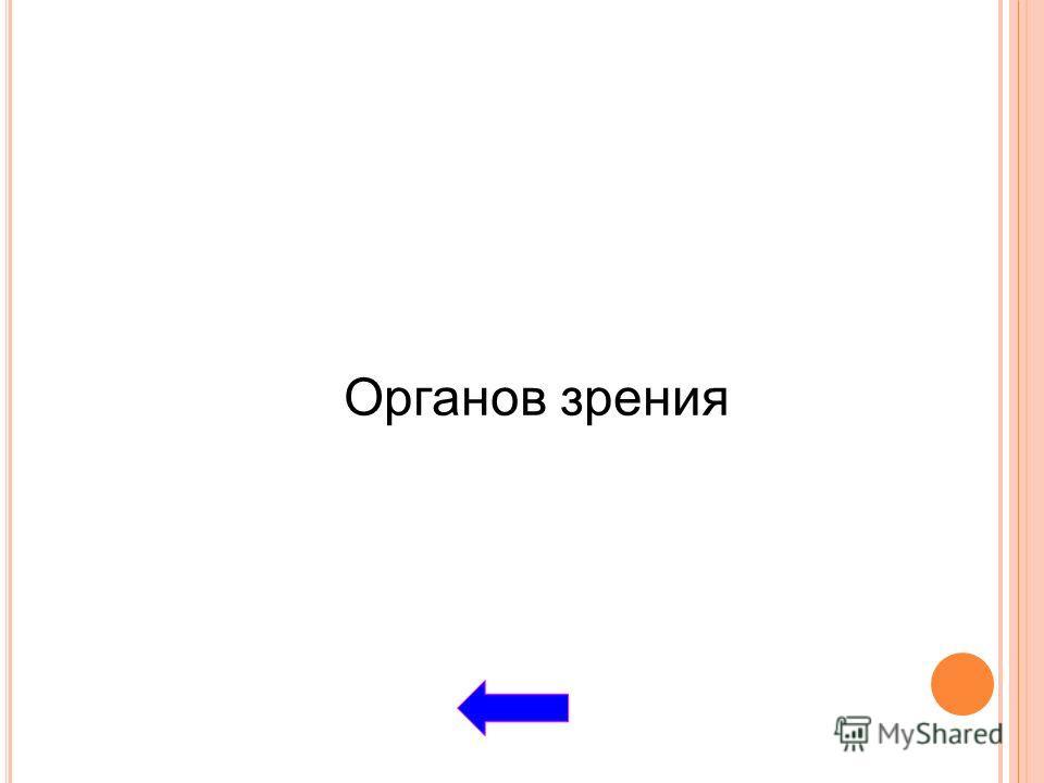 Органов зрения