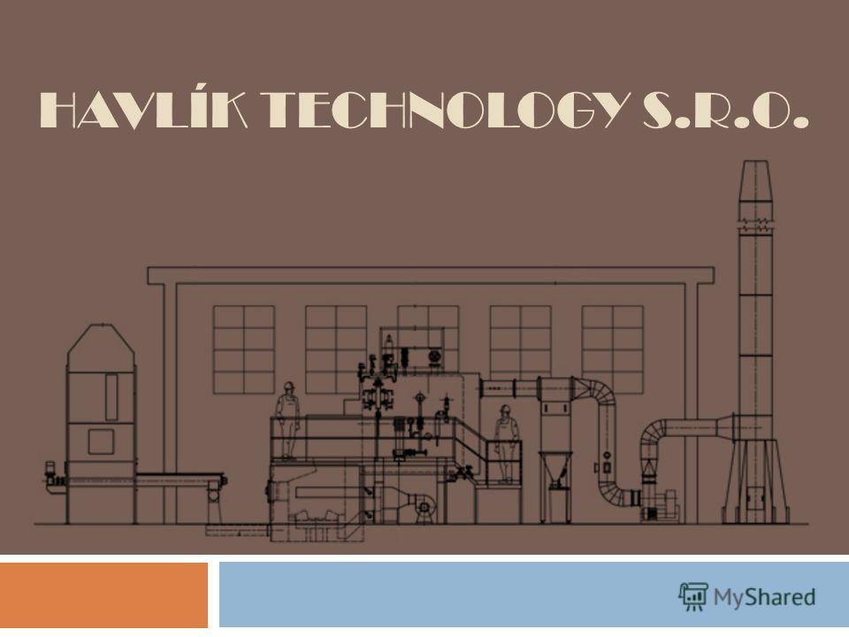 HAVLÍK TECHNOLOGY S.R.O.