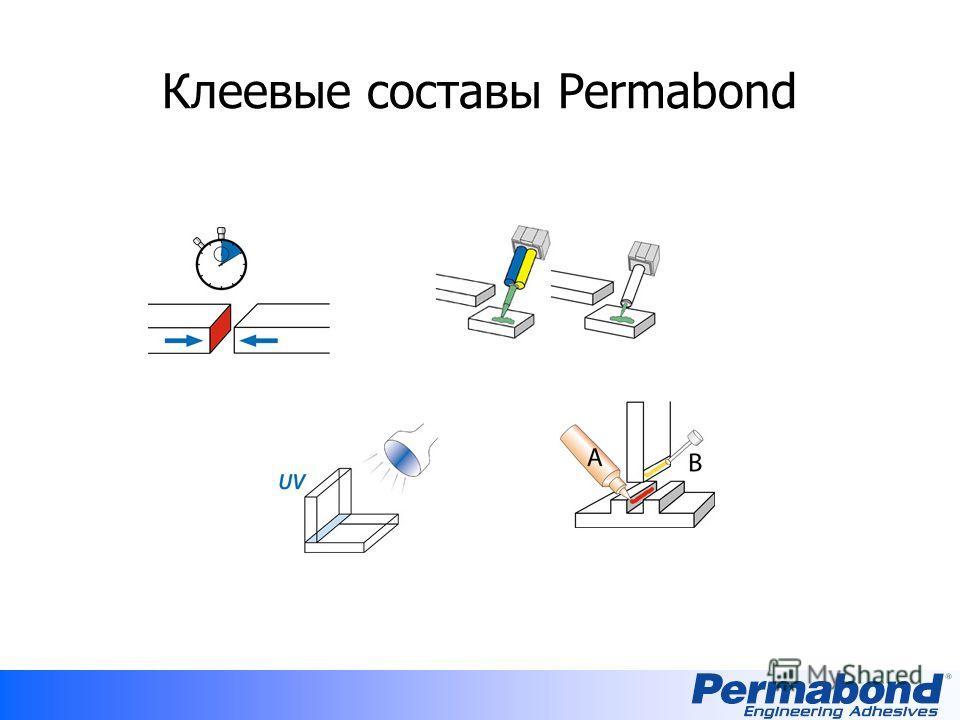Клеевые составы Permabond