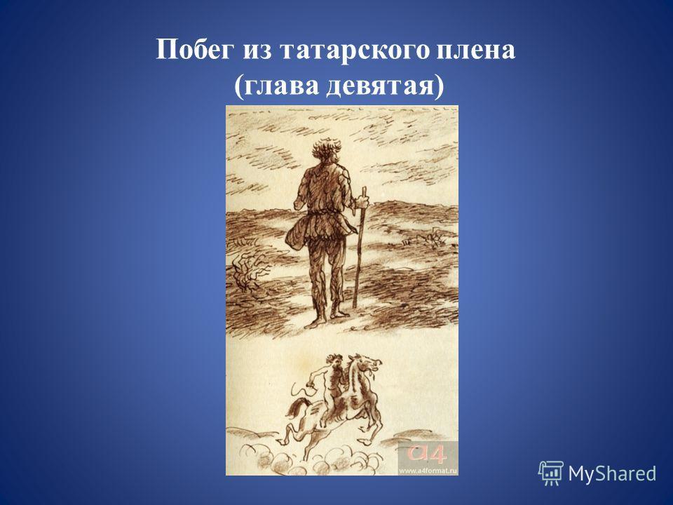 Побег из татарского плена (глава девятая)