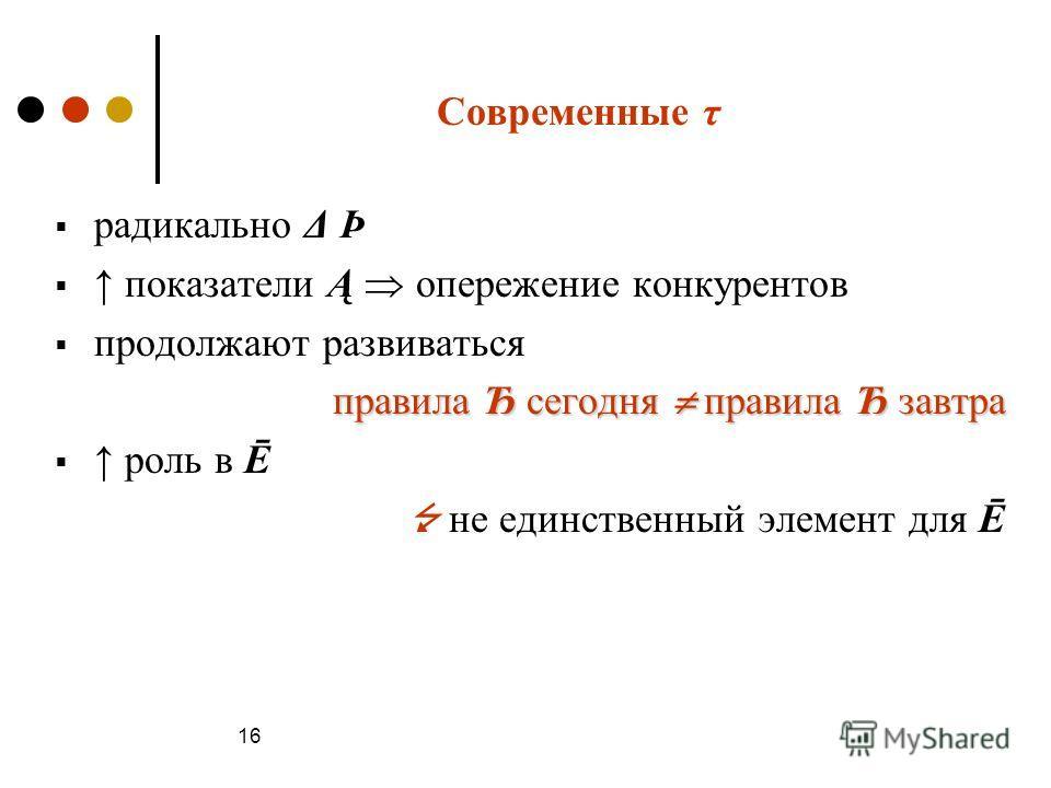 Современные τ радикально Δ Þ показатели Ą опережение конкурентов продолжают развиваться правила Ђ сегодня правила Ђ завтра роль в Ē не единственный элемент для Ē 16