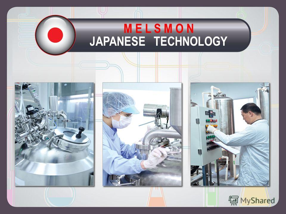 M E L S M O N JAPANESE TECHNOLOGY