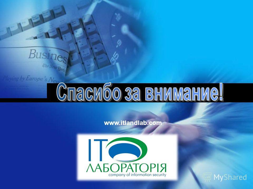 Company LOGO www.itlandlab.com