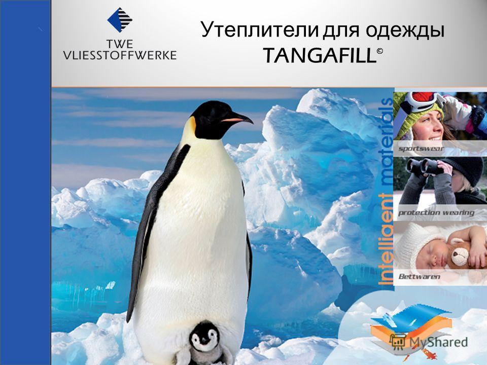 1 Утеплители для одежды TANGAFILL ©