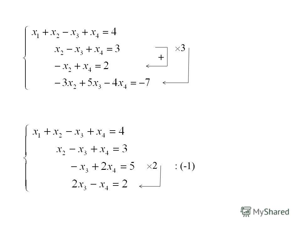 + ×3×3 ×2×2 : (-1)