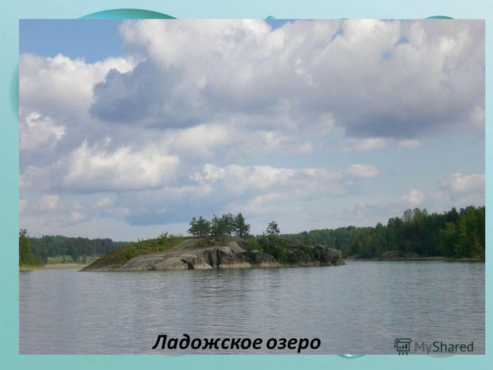 Байкал Ладожское озеро