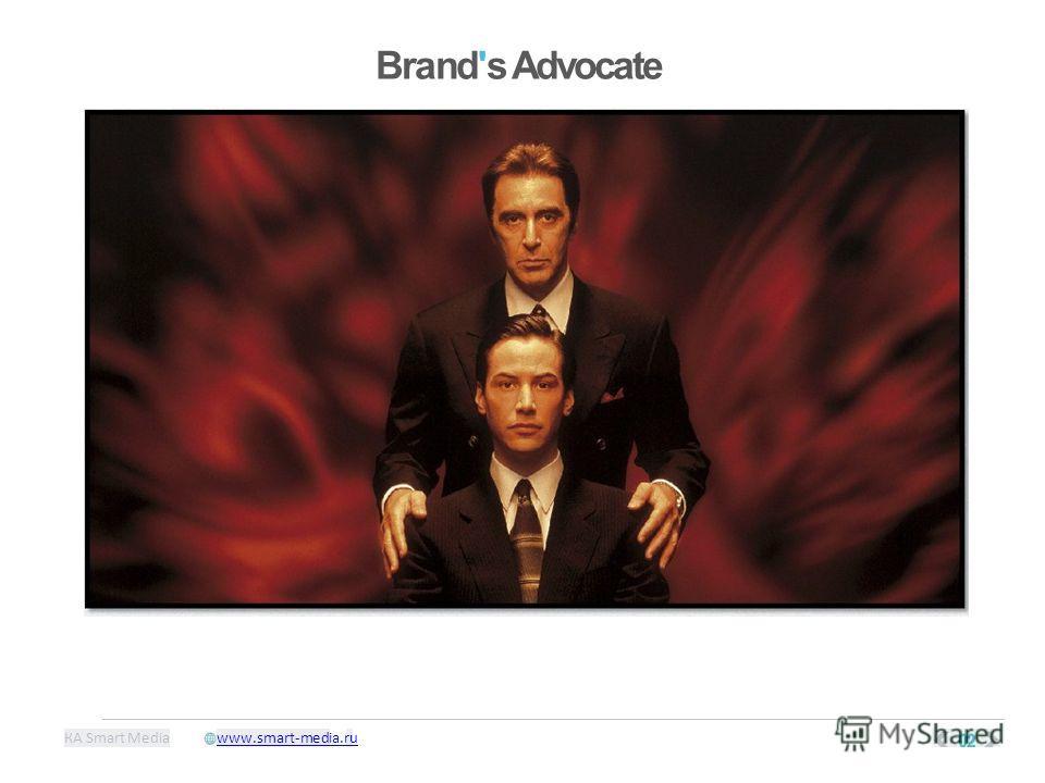 Brand's Advocate КA Smart Mediawww.smart-media.ru