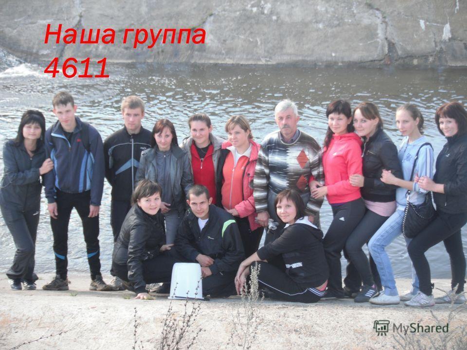 Наша группа 4611