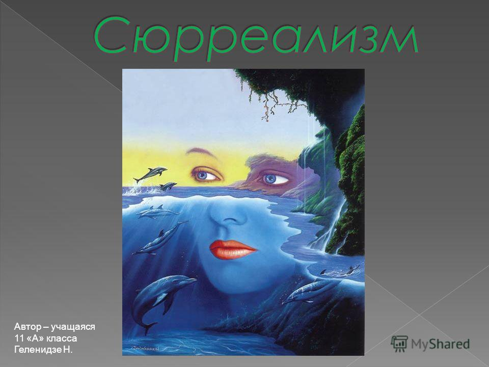 Автор – учащаяся 11 «А» класса Геленидзе Н.