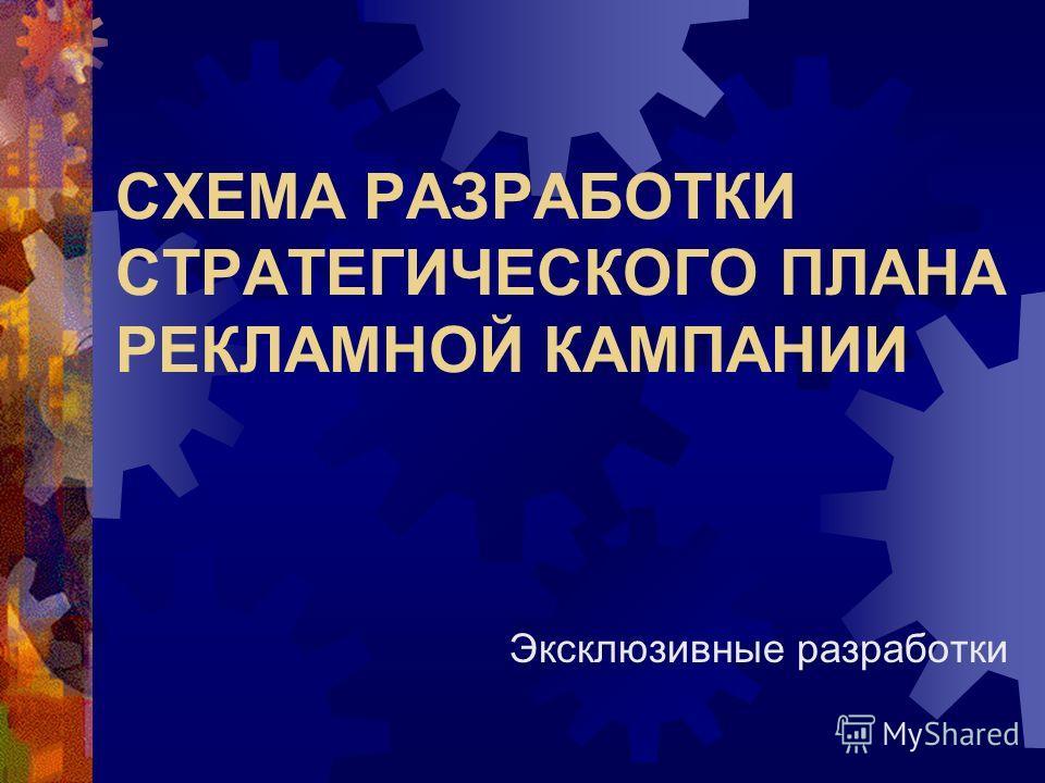 ПЛАНА РЕКЛАМНОЙ КАМПАНИИ