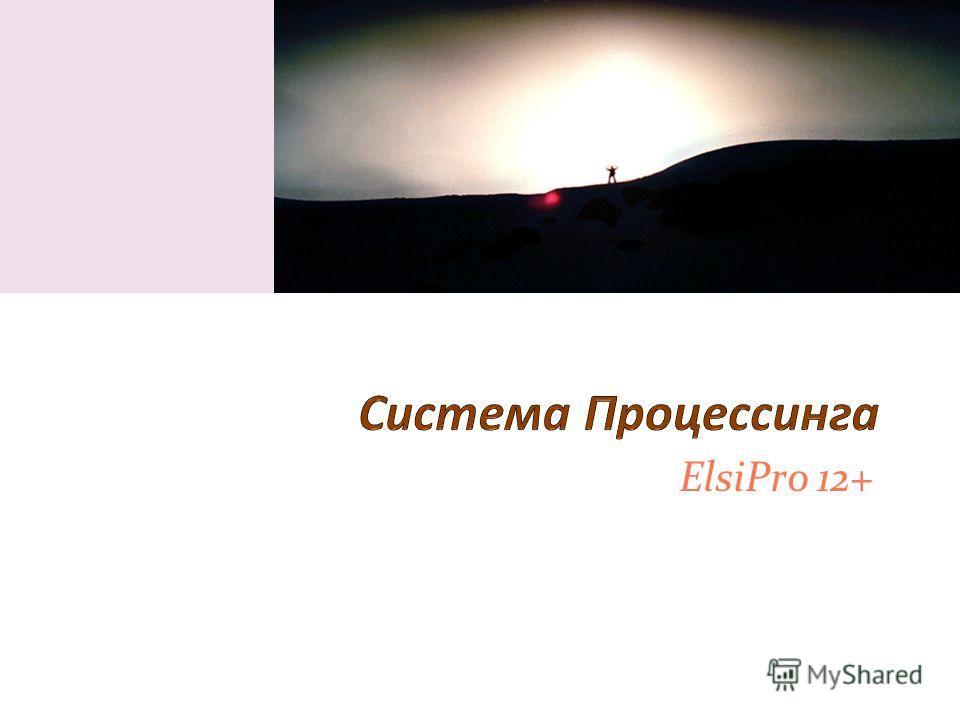 ElsiPro 12+
