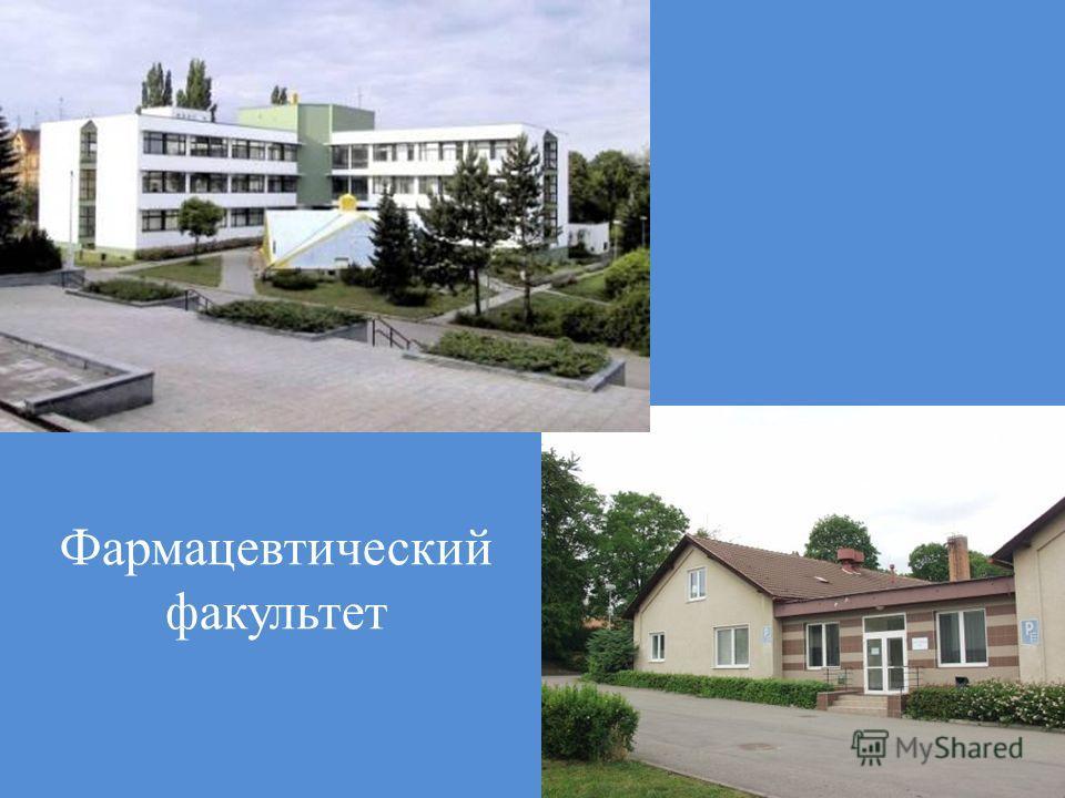 Фармацевтический факультет