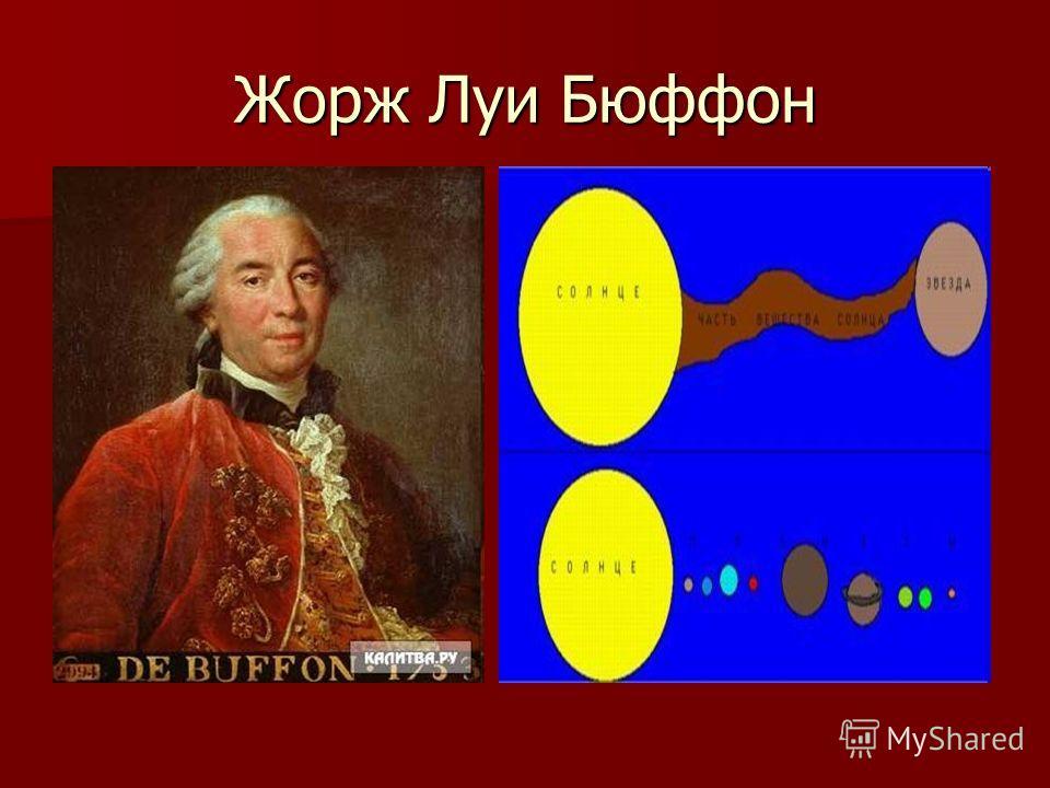 Жорж Луи Бюффон