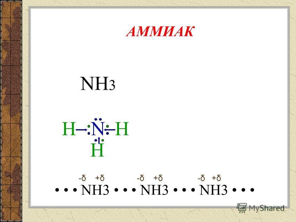 УМЕТЬ: характеризовать физические и химические свойства аммиака на основе ОВР.