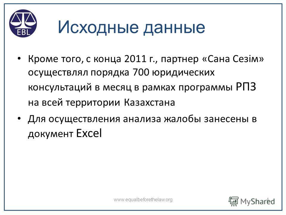Исходные данные В начале 2012 г. ФЕ провел более детальное исследование проблемы отсутствия документов Проблемы подобного рода имели более широкое распространение в Таджикистане и Кыргызстане, следовательно исследование, по большей части, проводилось