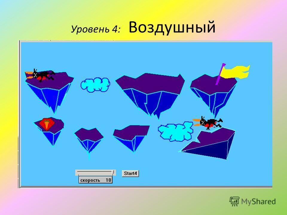 Уровень 4: Воздушный