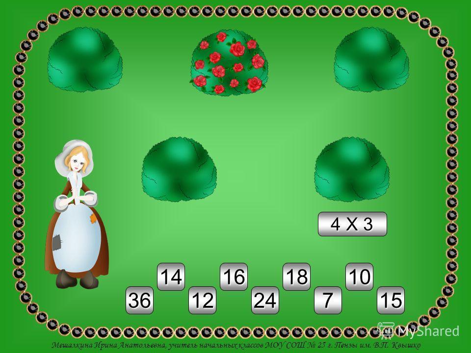 Если правильно найдёшь значения выражений, ты поможешь Золушке выполнить работу в саду. 32 : 8 4444 40 9999 7777 24 3333 6666 8888 5555