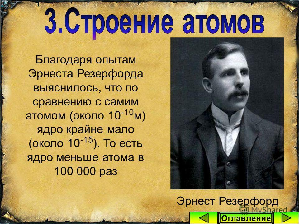 е Атомное ядро Орбиты электронов Электроны Оглавление е