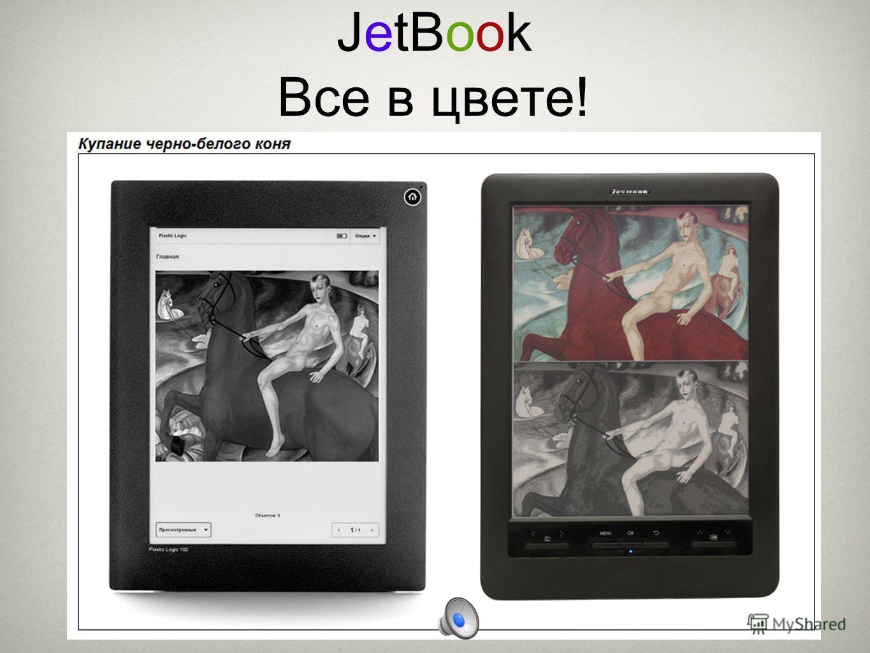 JetBook - Читайте ушами! JetBook позволяет слушать аудиокниги JetBook прочитает техт в форматах fb2, ePub, MOBI и тд JetBook читает тексты по английски и по русски.