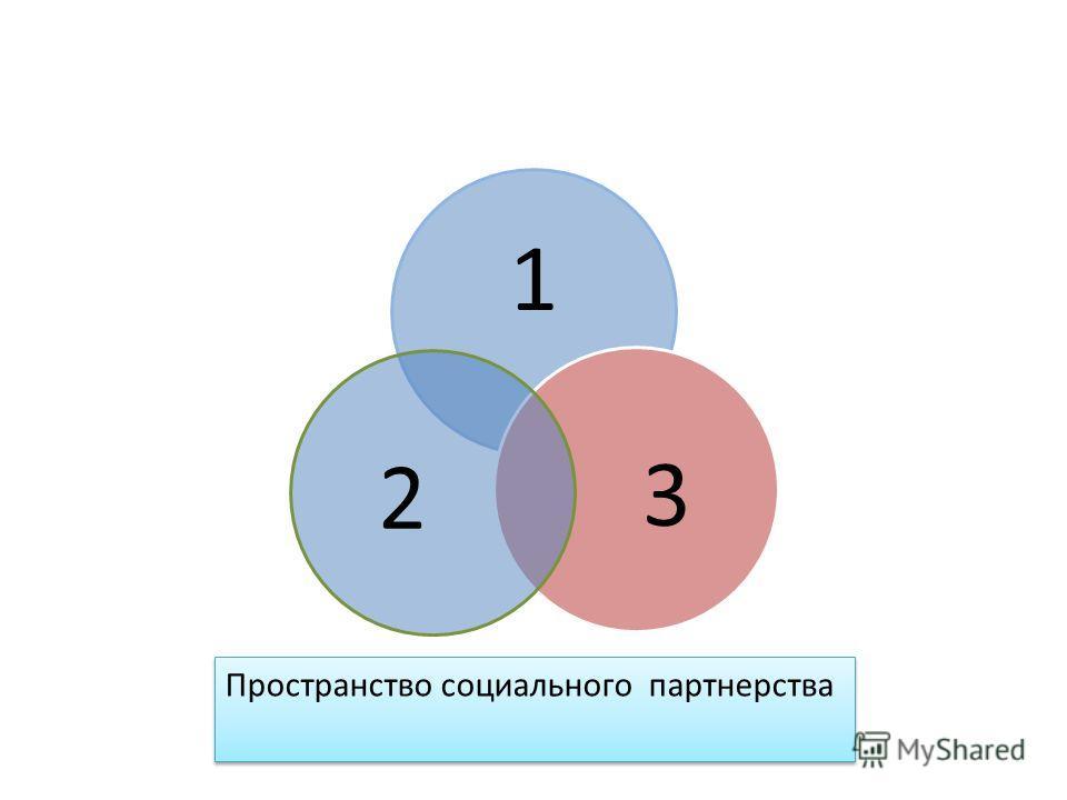 Пространство социального партнерства 1 32
