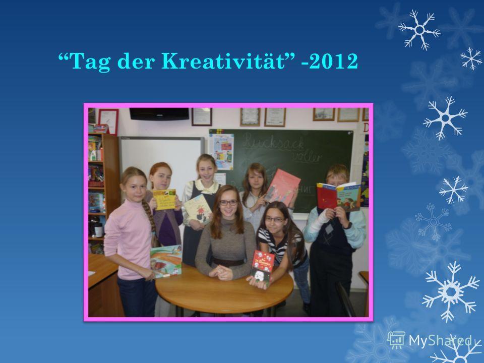 Tag der Kreativität -2012