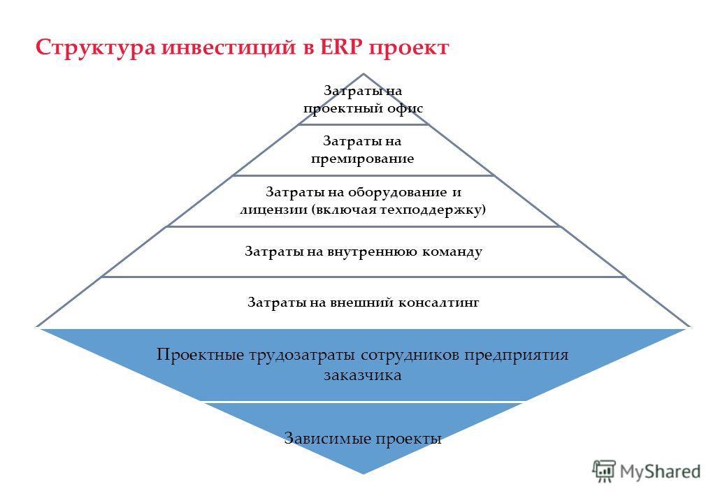 Контекстное понимание определения ERP проект