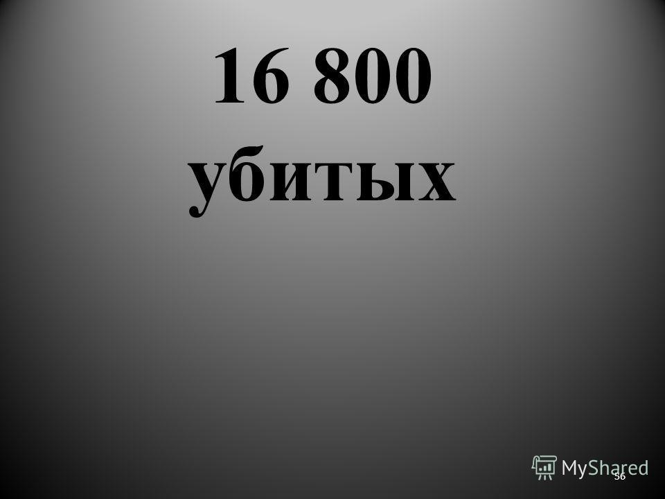 33 800 раненых 55
