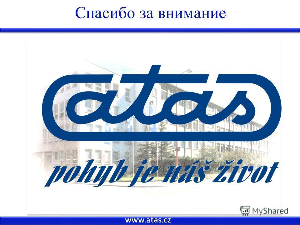 www.atas.cz Спасибо за внимание